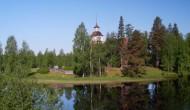 Природа Финляндии. Кайани,Оулу